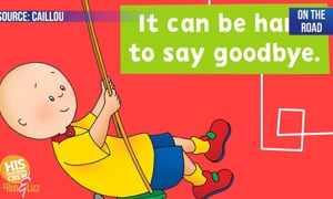 PBS's Caillou is being cancelled!