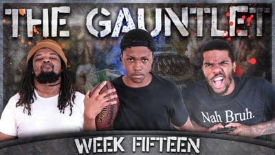 The Madden Beef Week 15 Gauntlet!