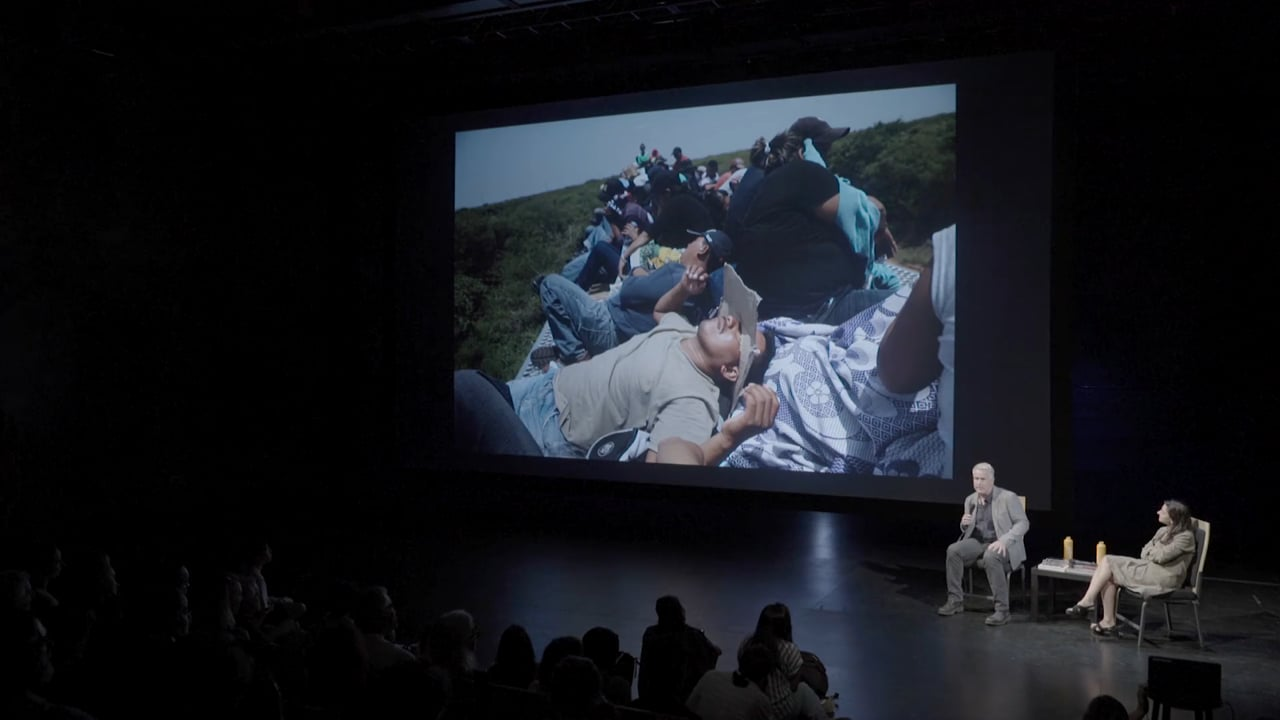 An Afternoon with Lynsey Addario and John Moore