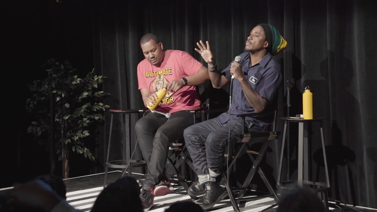 Weapon of Choice | Dialogue with Travon Free and Ruddy Roye
