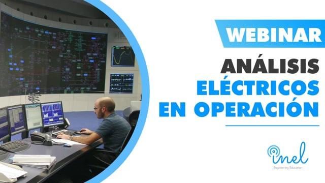 Análisis eléctricos en Operación