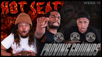 The Madden Beef Week 15 Hot Seat + Proving Grounds!