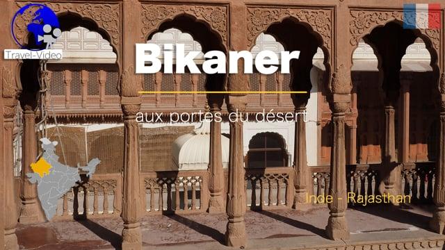 Bikaner • Rajasthan, Inde (FR)