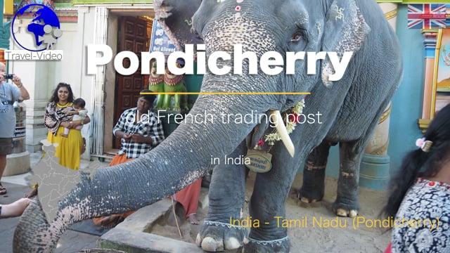 Pondicherry • Tamil Nadu, India (EN)