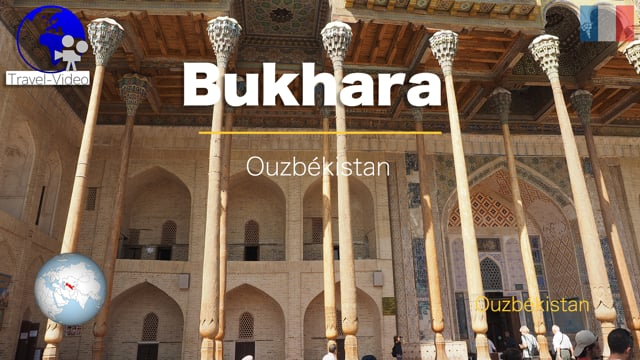 Bukhara • Ouzbékistan (FR)
