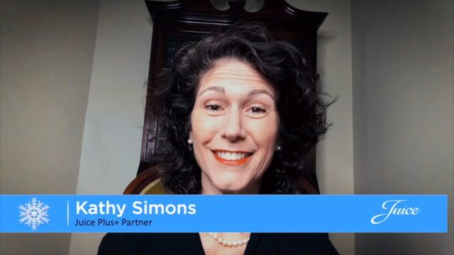 Partner Stories - Kathy Simons