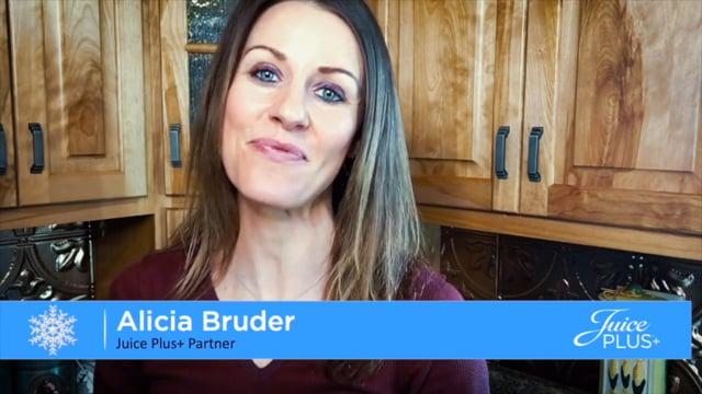 Partner Stories - Alicia Bruder