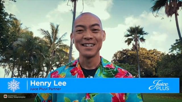 Partner Stories - Henry Lee