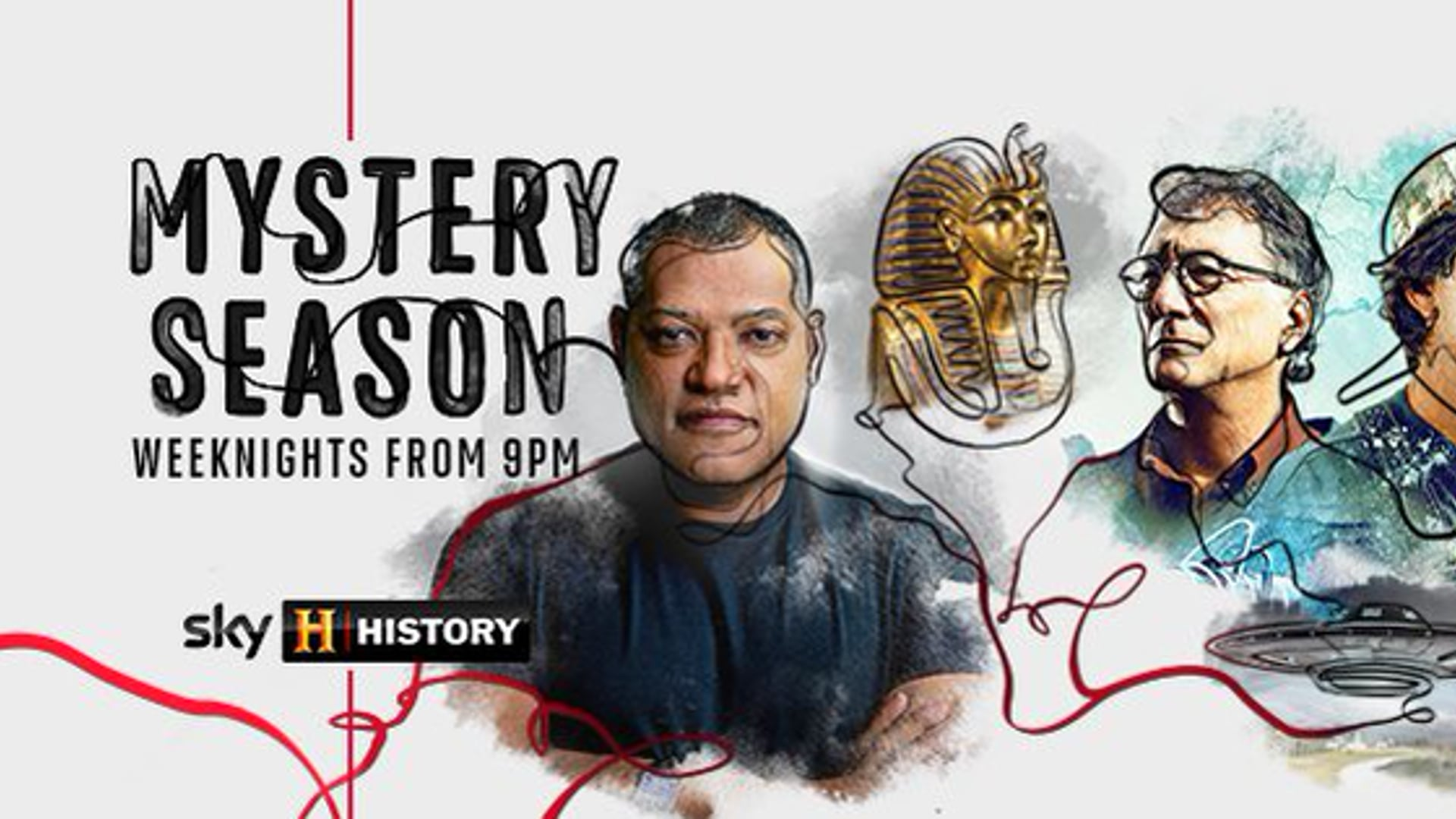 MYSTERY WINTER \\ TV series Promo