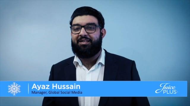 Social Media Training - Ayaz Hussain