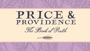 Price & Providence - The Story of Ruth