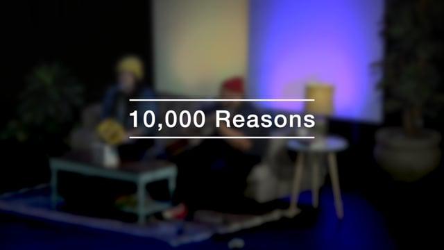 10,000 Reasons - Acoustic