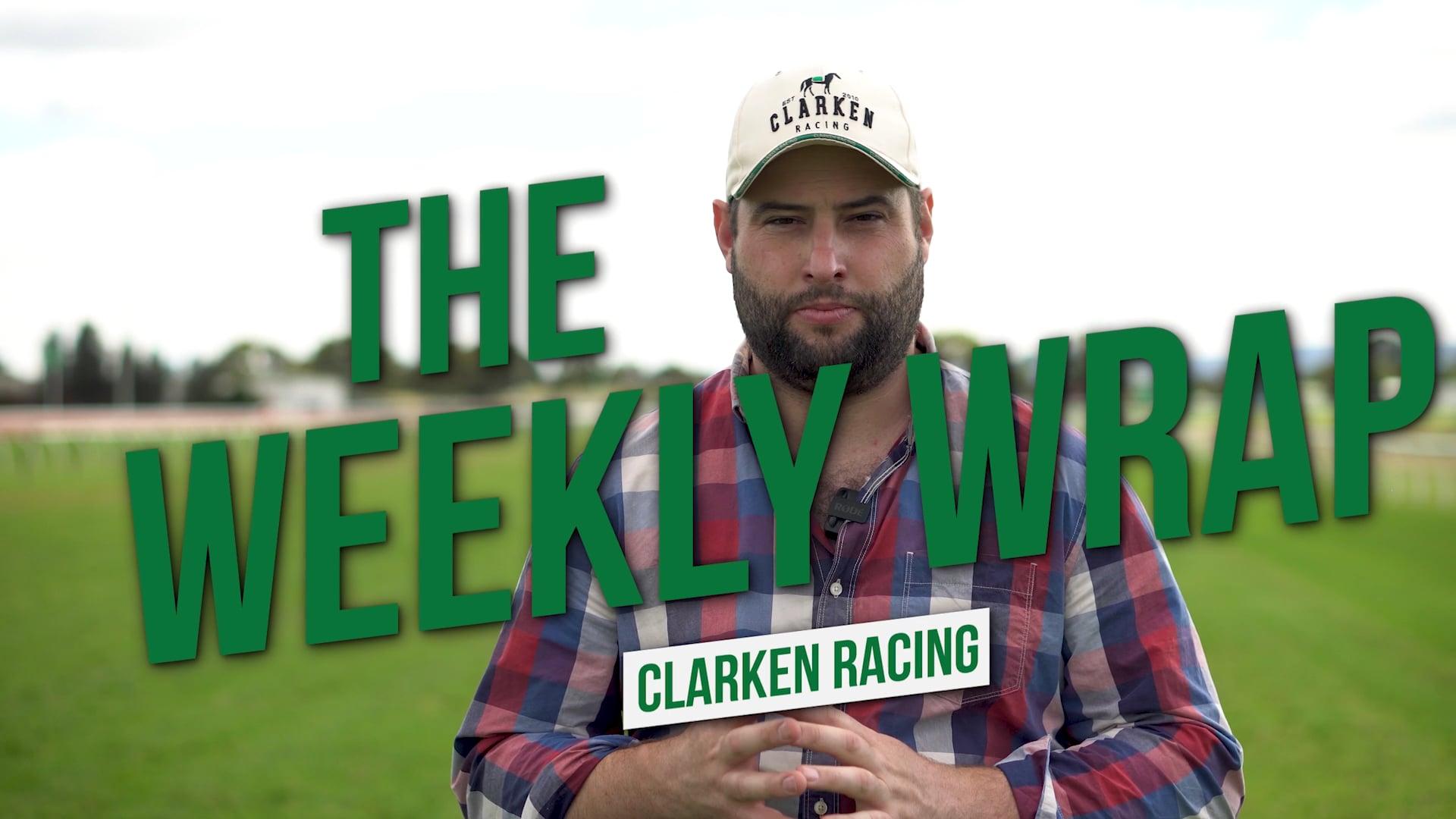 Clarken Racing Weekly Wrap