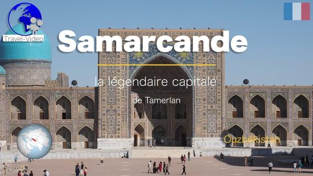Samarcande • Ouzbékistan (FR)