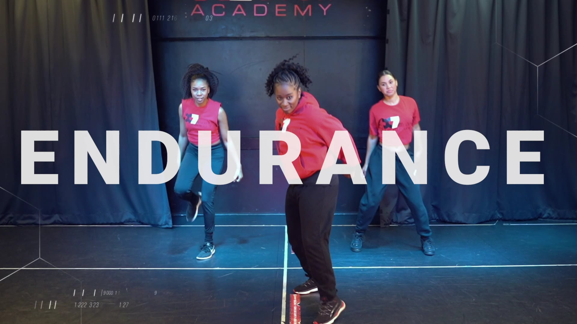 X7 Fitness Dance Vibes