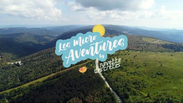 ADT STRASBOURG : Motion Design Les Micro-Aventures by La Navette des Crêtes
