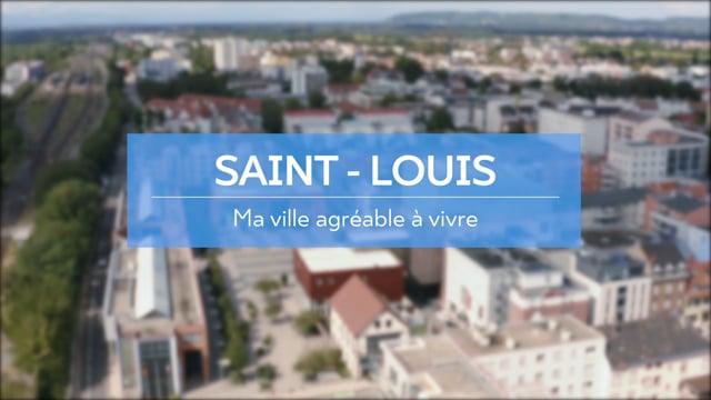 SAINT-LOUIS VOEUX 2020 : Ma Ville agréable à vivre
