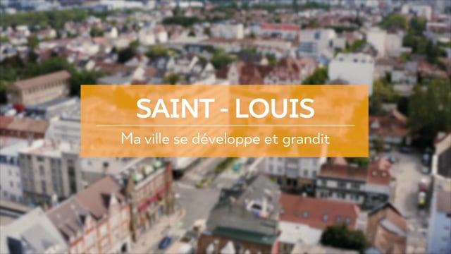 SAINT-LOUIS VOEUX 2020 : Ma ville se développe et grandit