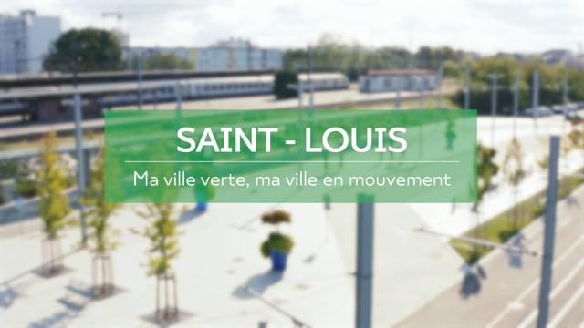 SAINT-LOUIS VOEUX 2020 : Ma ville verte, ma ville en mouvement