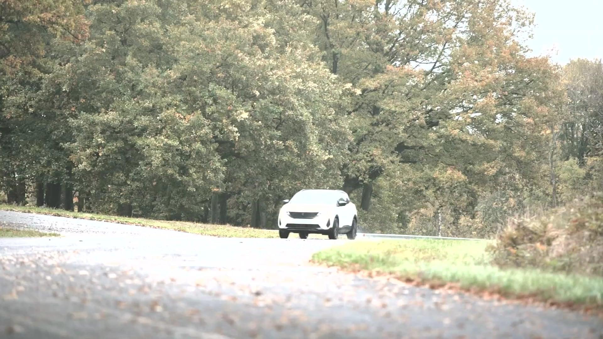 LE GARAGE - Nouveau Peugeot 3008 - Message Produit