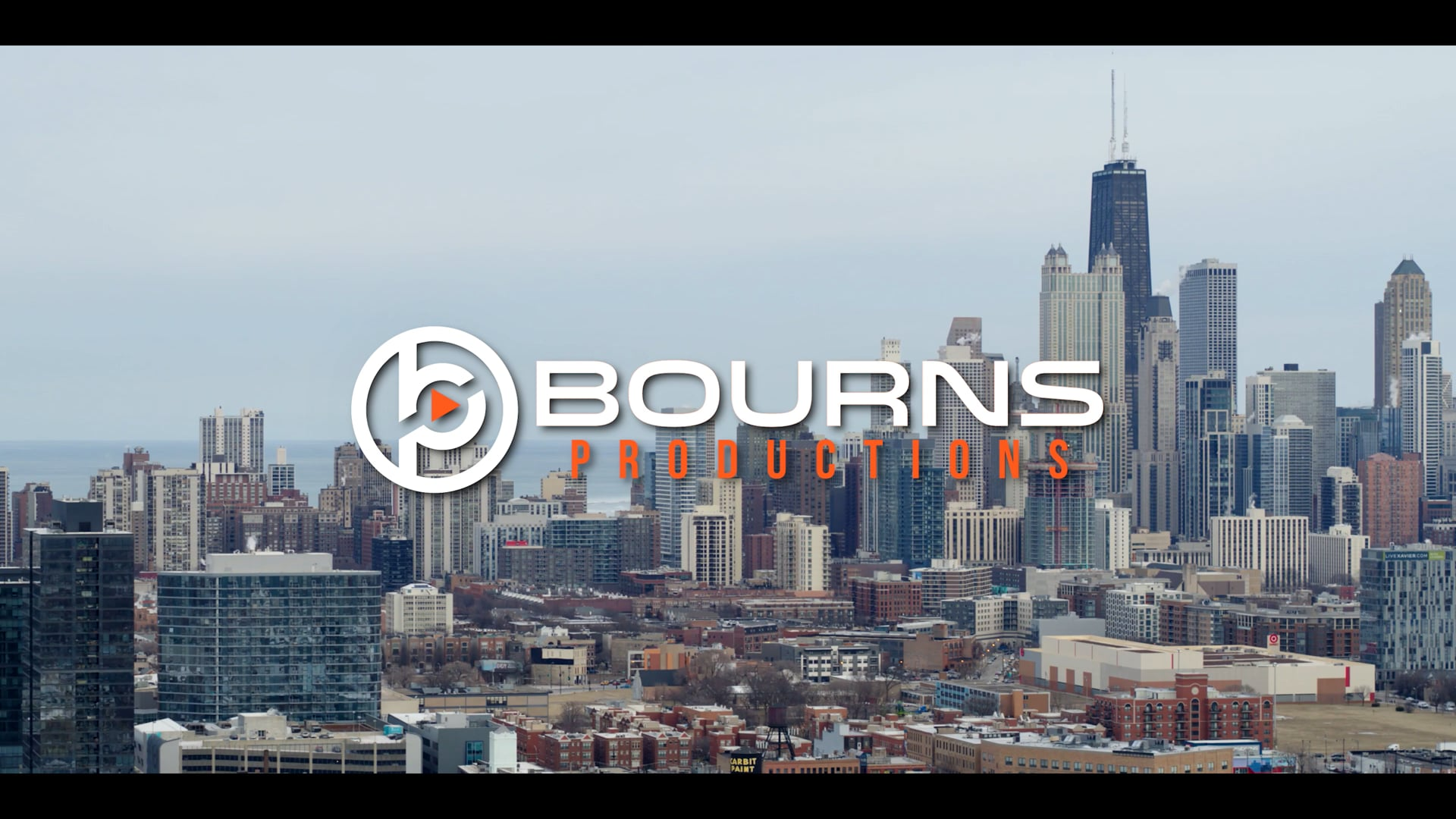 Bourns Productions Demo Reel