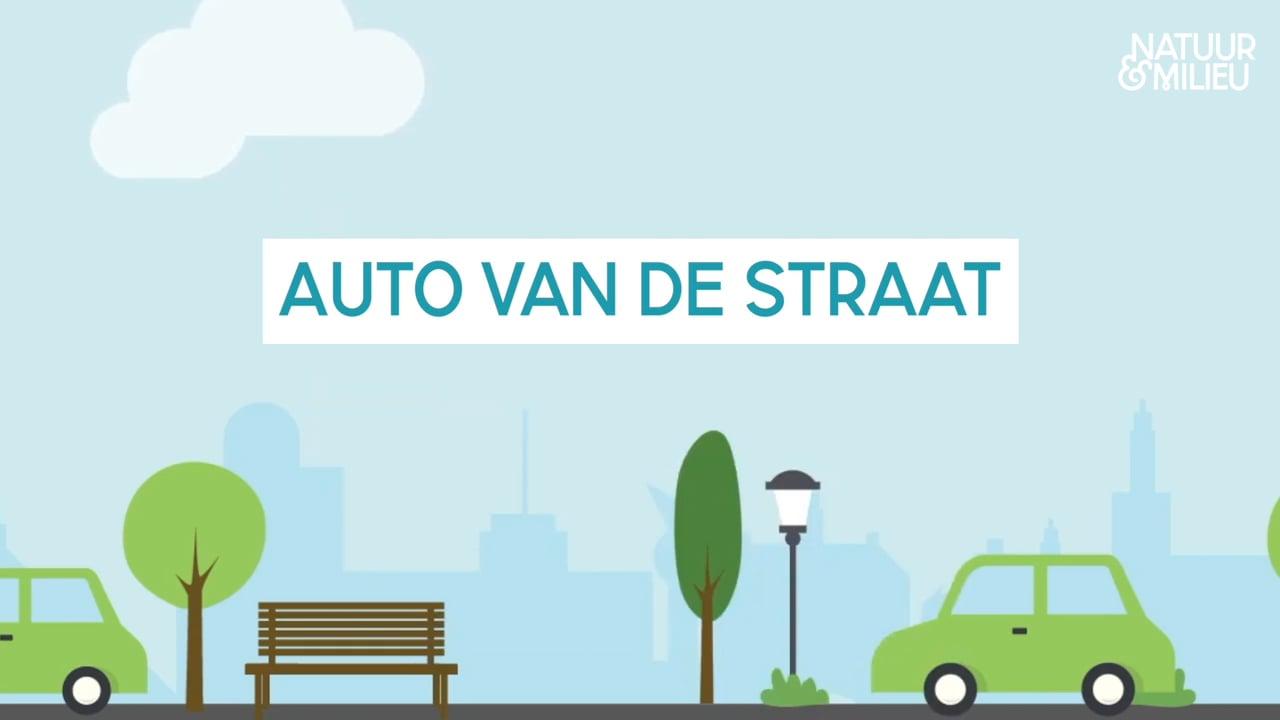 2020 Stichting Natuur & Milieu | Auto van de straat