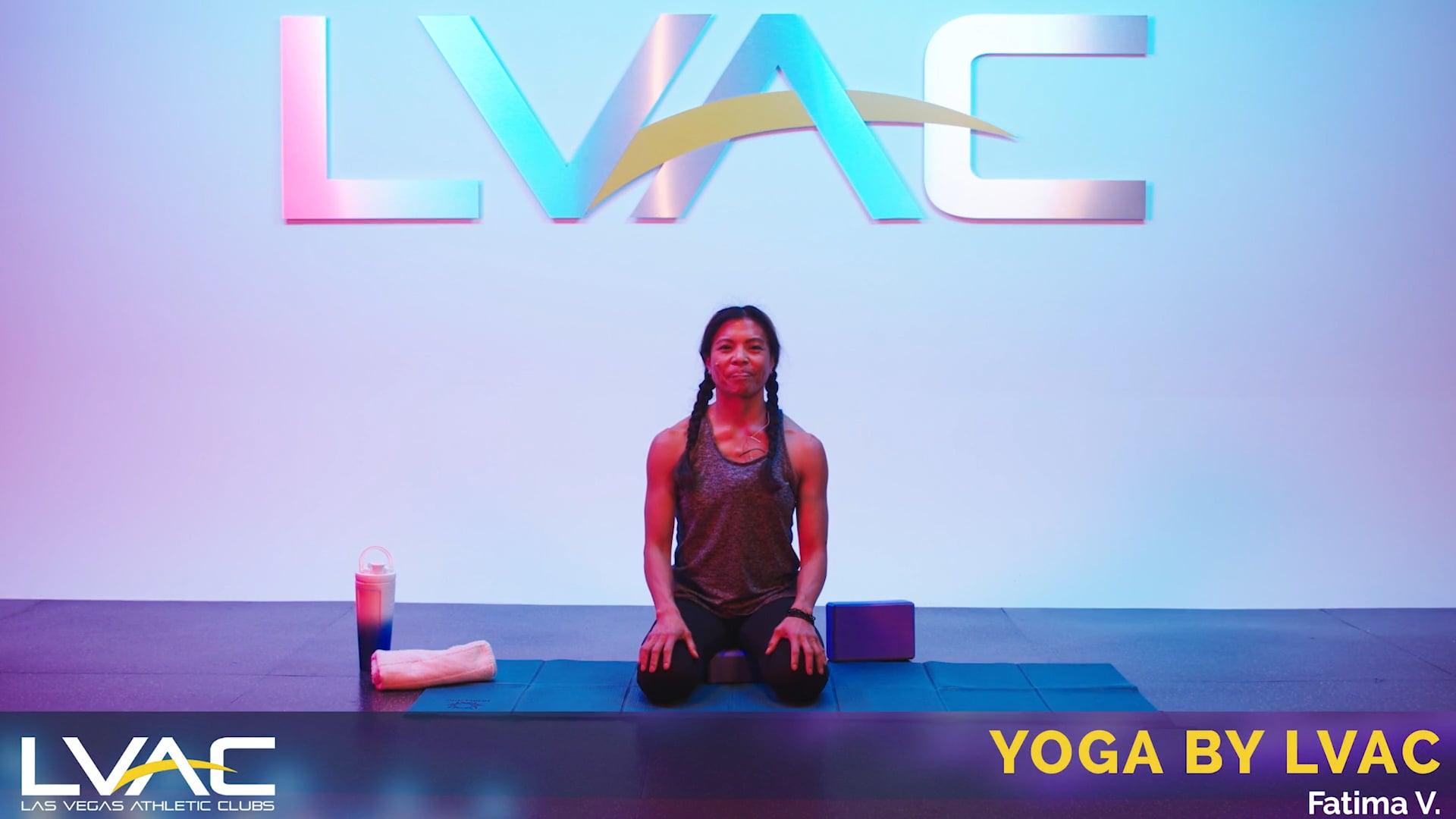 YOGA WITH FATIMA