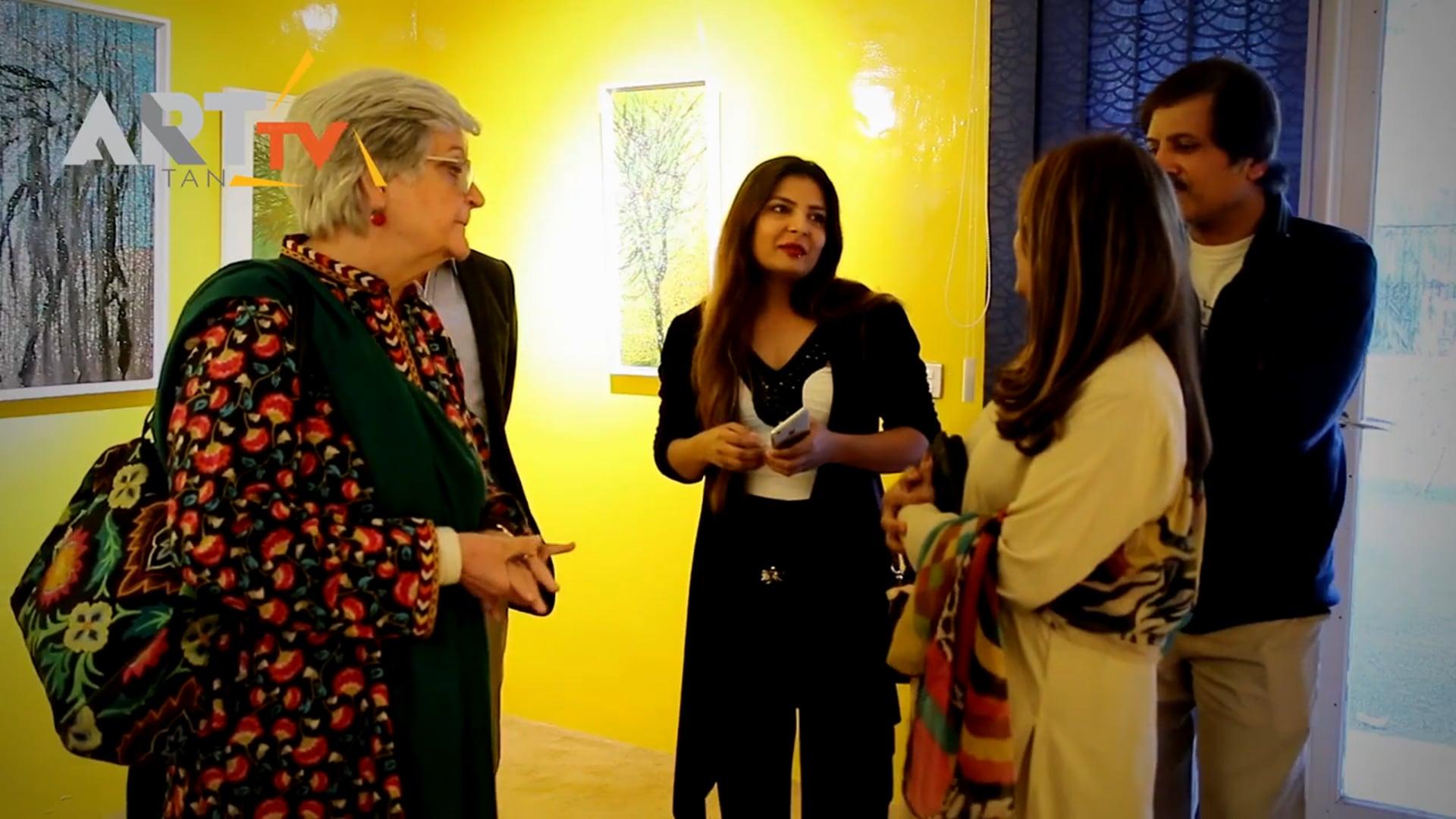 Inspace by Soraya Sikander at Unicorn Gallery