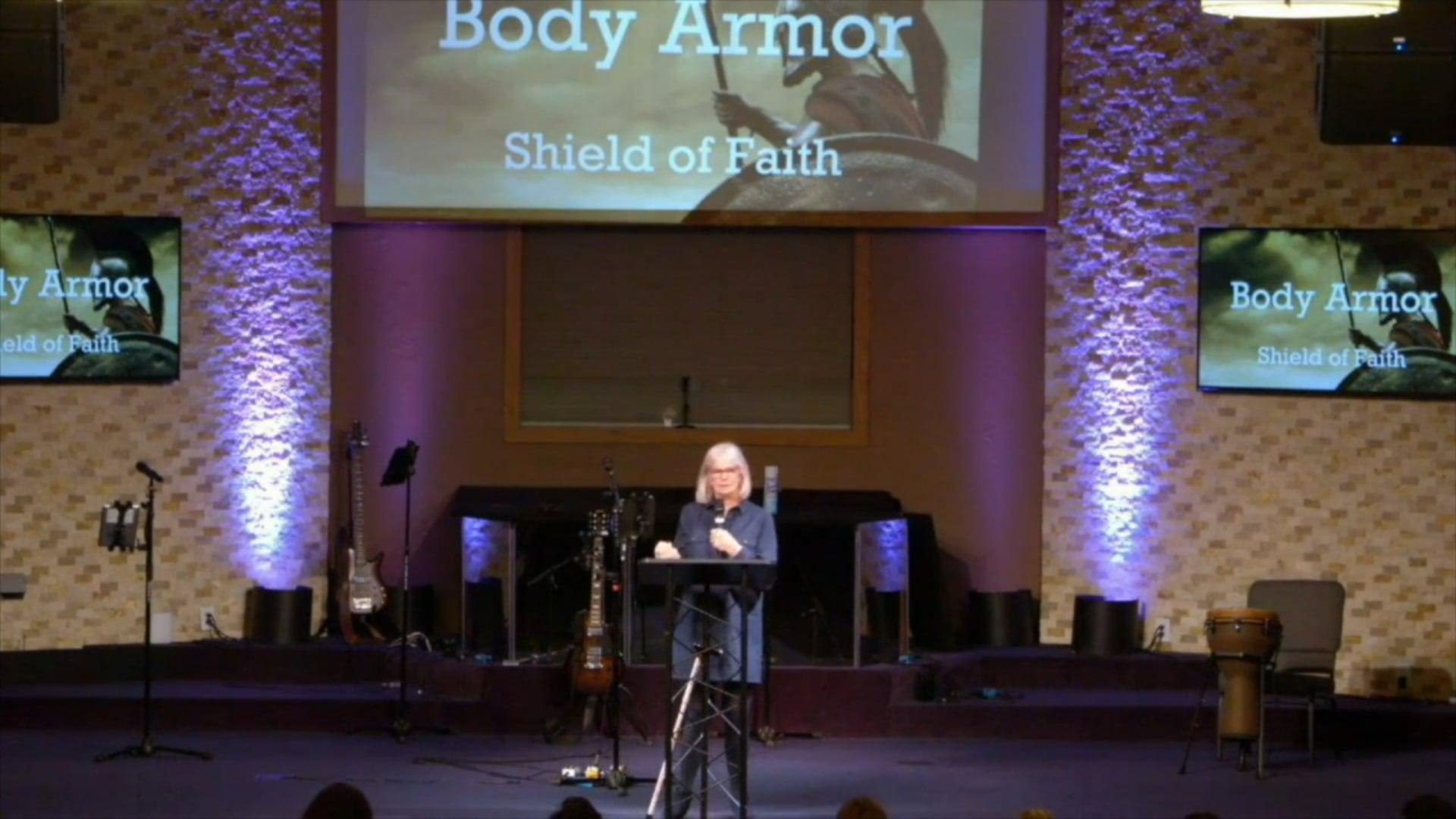 Body Armor: Shield of Faith