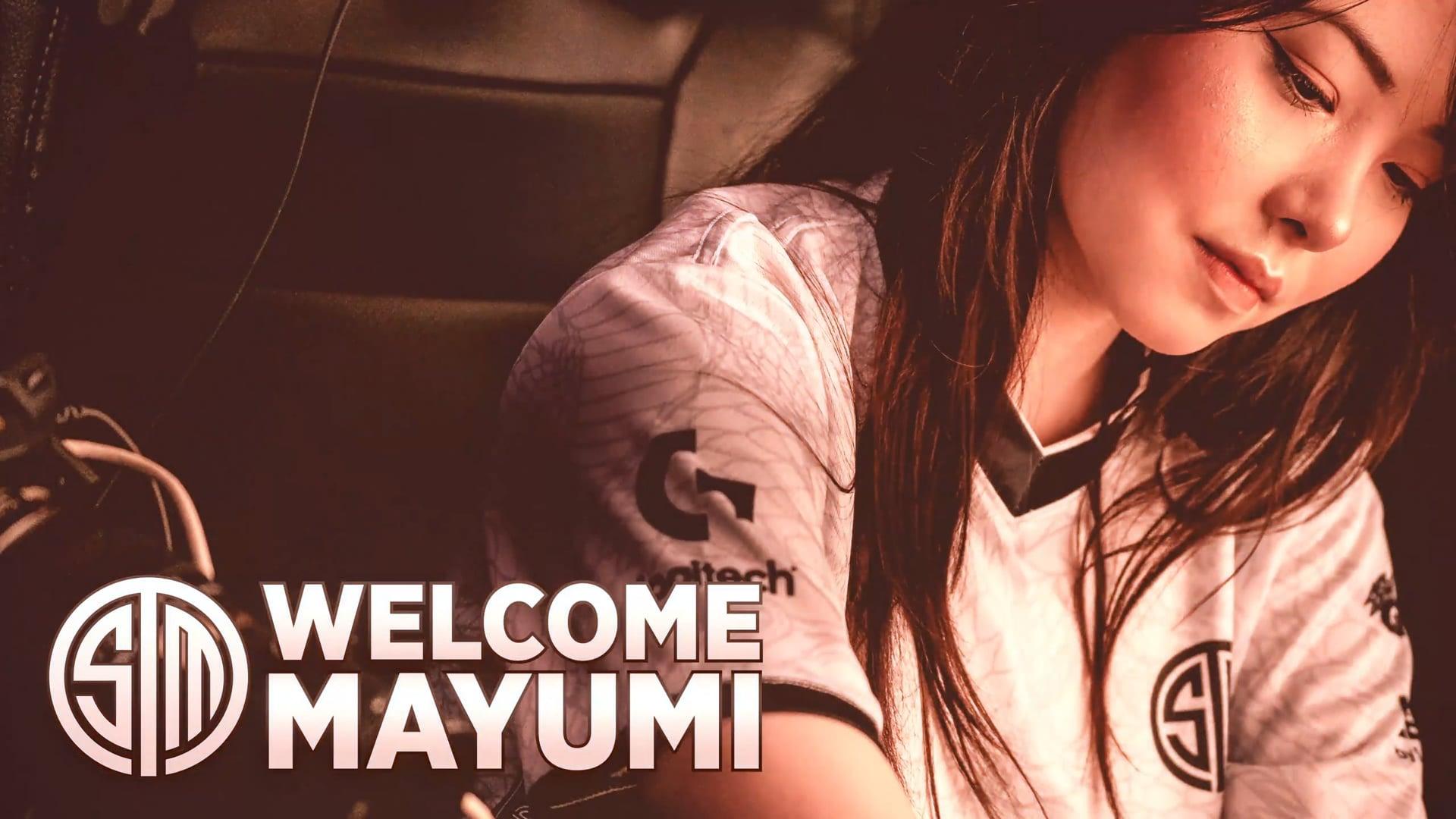 TSM :: Mayumi's Announcement
