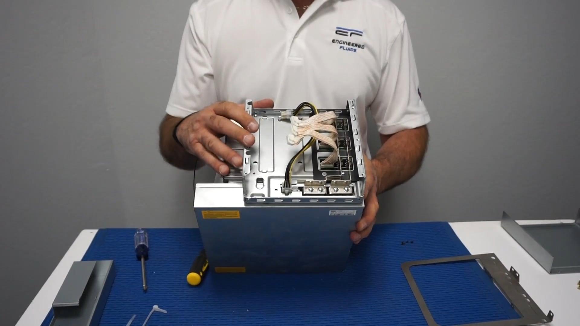Engineered Fluids - S17 Immersion Kit - Installation Supplement