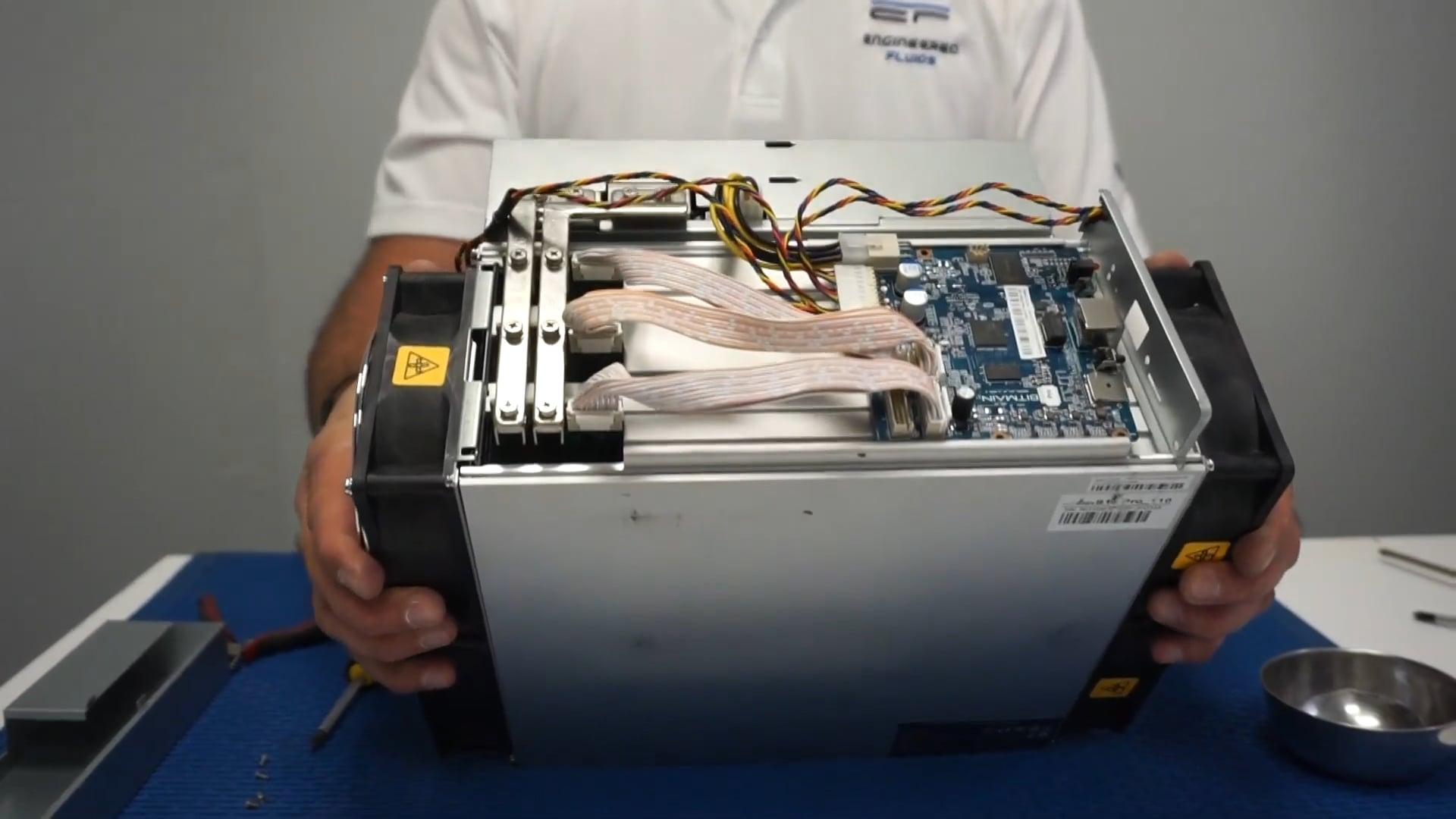 Engineered Fluids - S19 Immersion Kit Installation