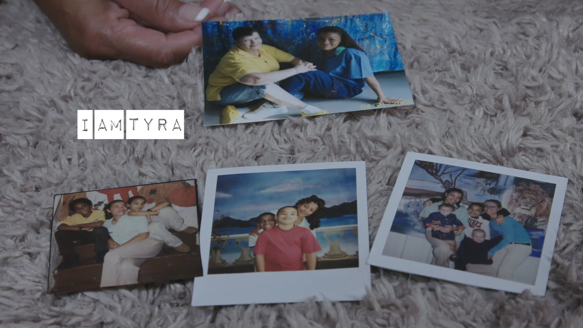 I AM TYRA