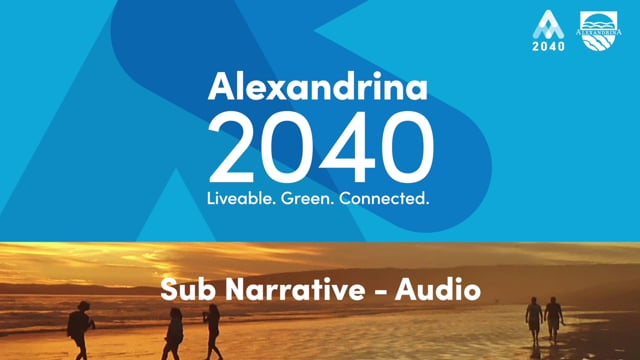A2020 - 4 Year Delivery Plan (sub-narrative)