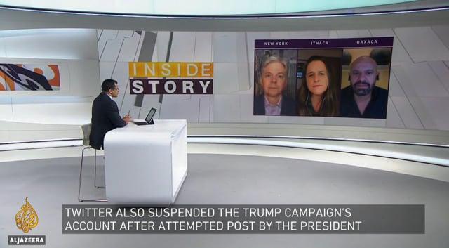 Al Jazeera: 01/10/2021