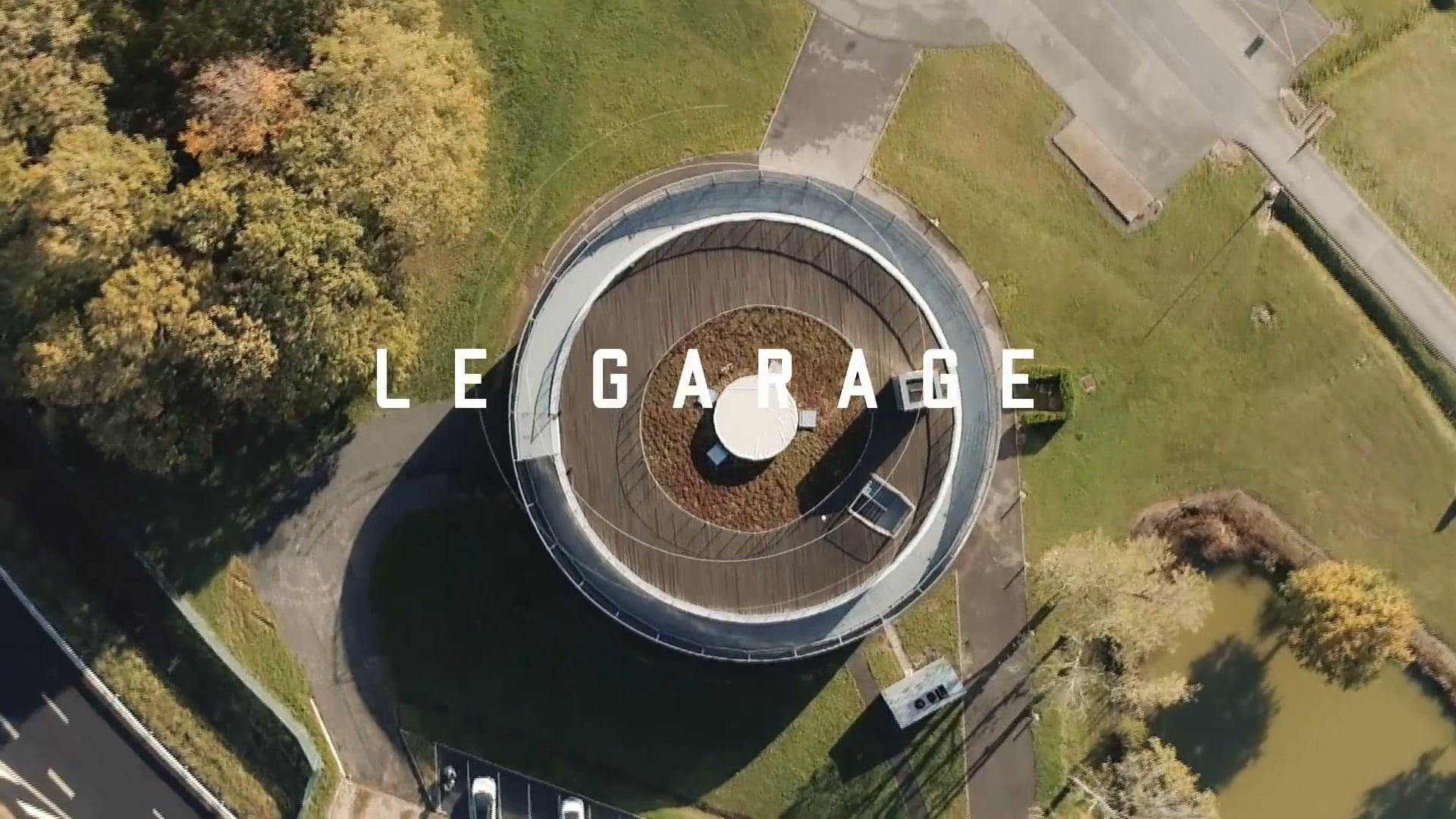 Le Garage - Nouveau Peugeot 3008 (4 min)