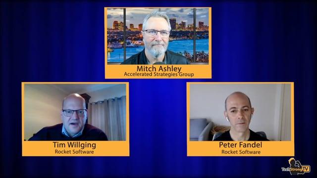 Tim Willging+Peter Fandel - TechStrong TV