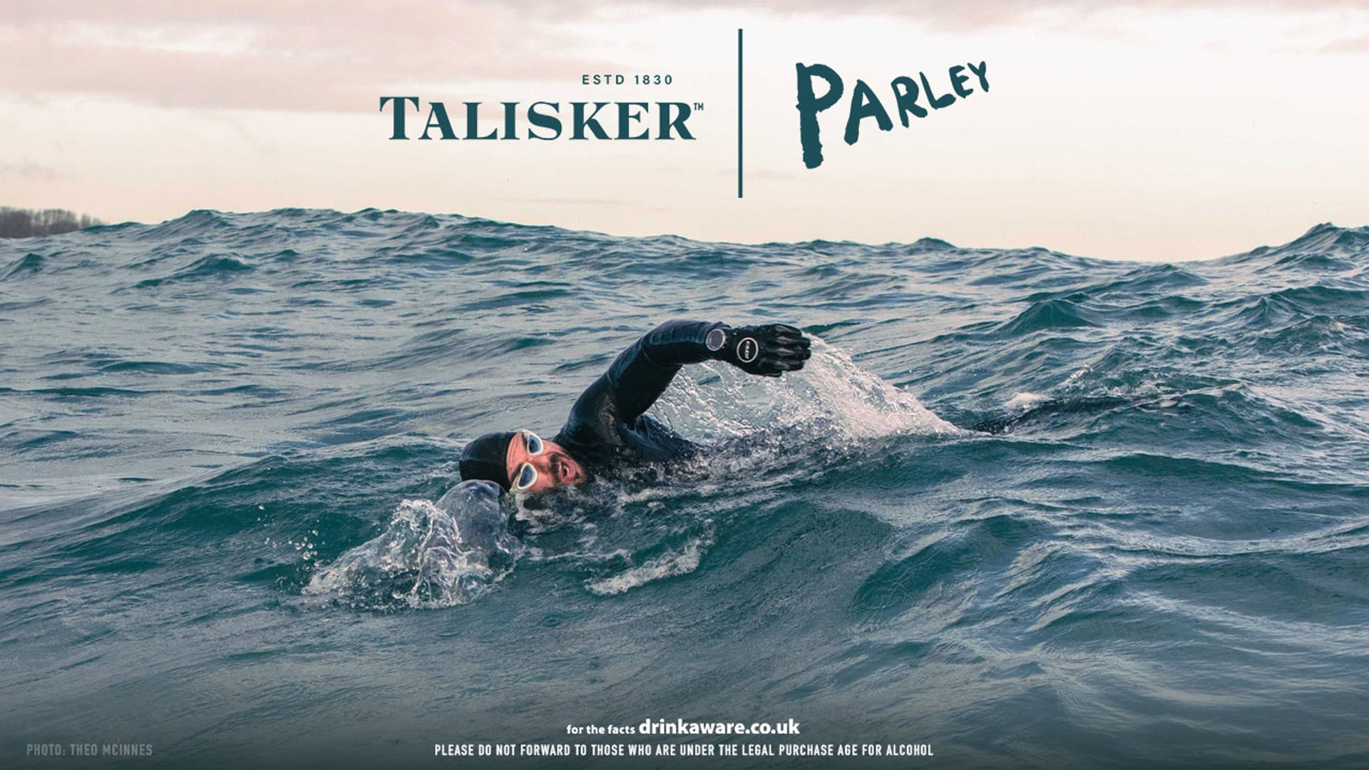 Talisker & Parley | Ross Edgley