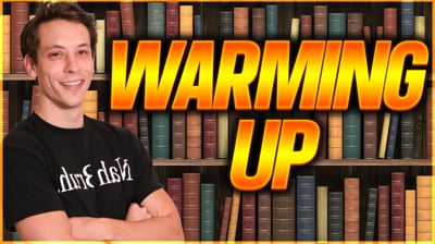 How Should You Warm Up? - Extra Energy Ep.12