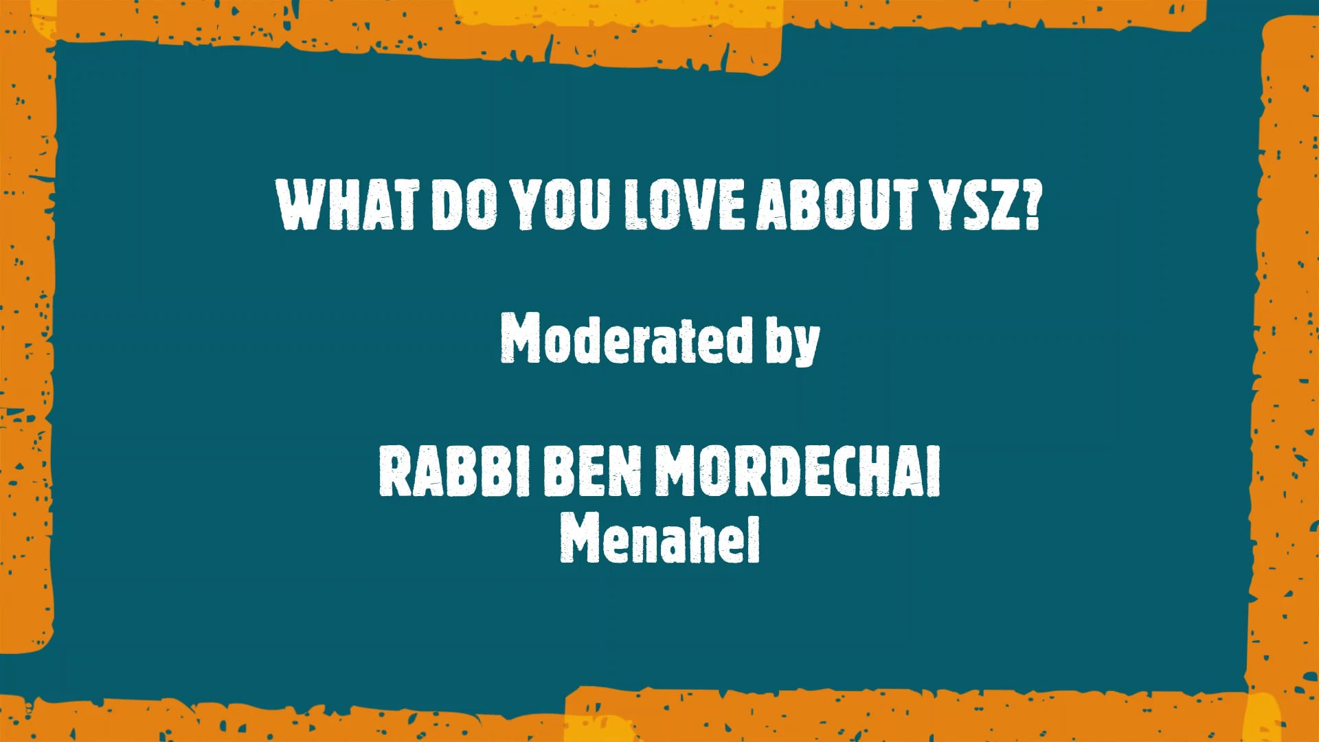 What do you love about YSZ?