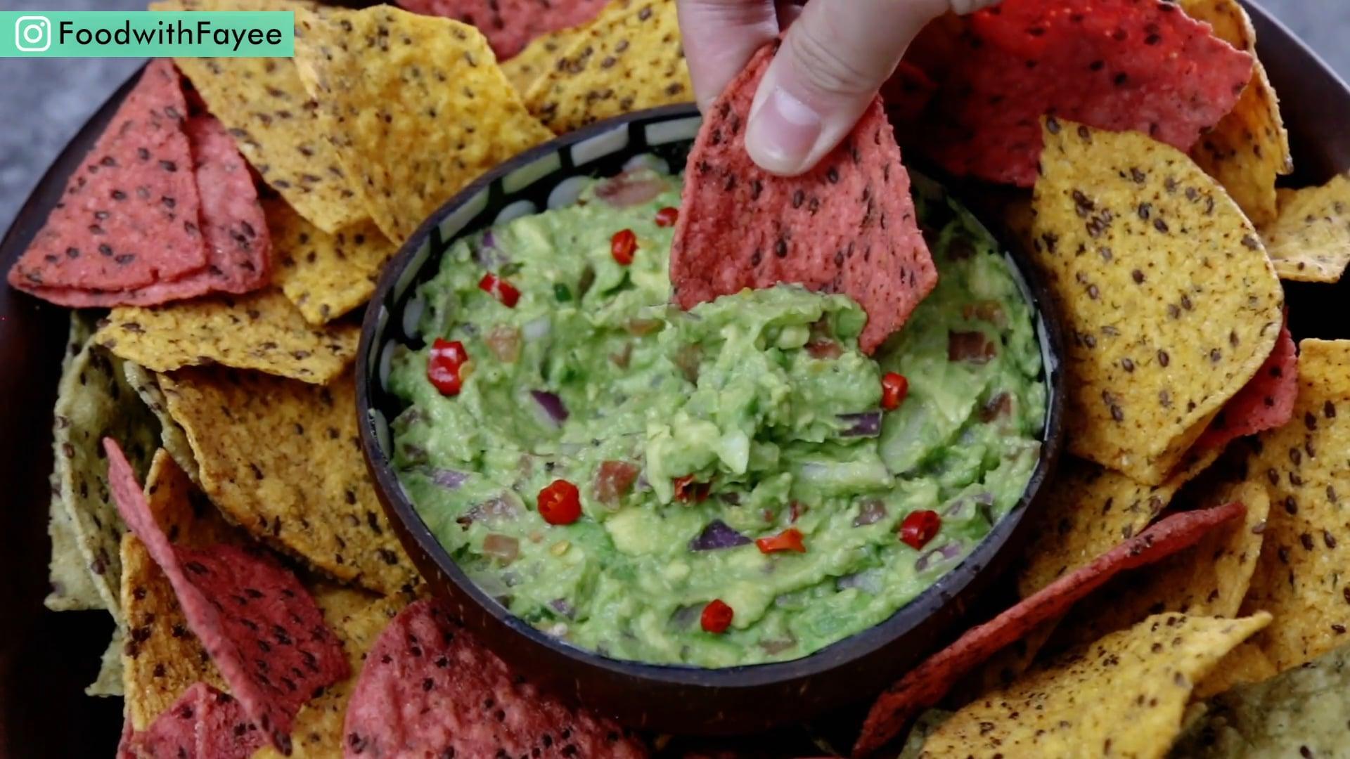 FoodwithFayee: Guacamole