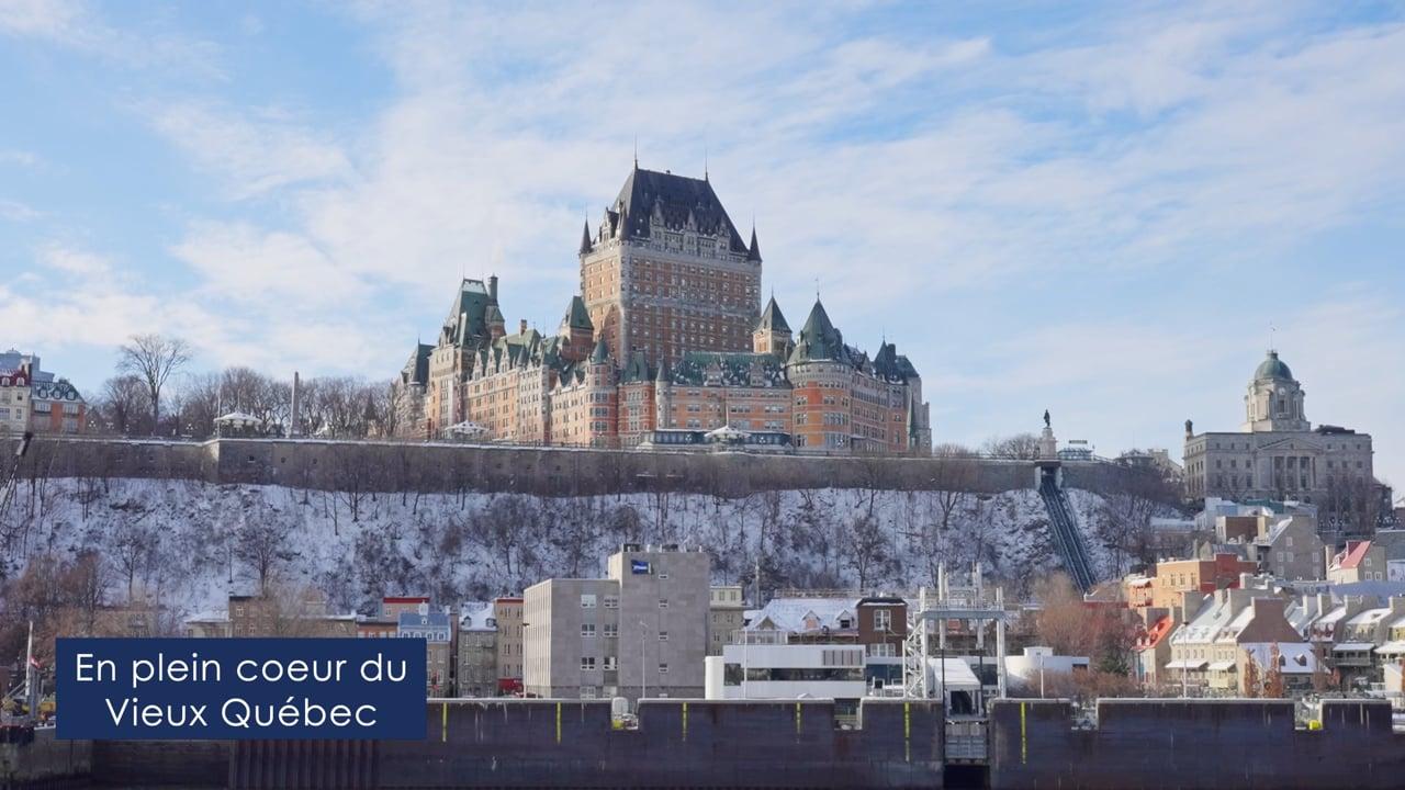 51 rue St-Pierre #301 Québec Qc