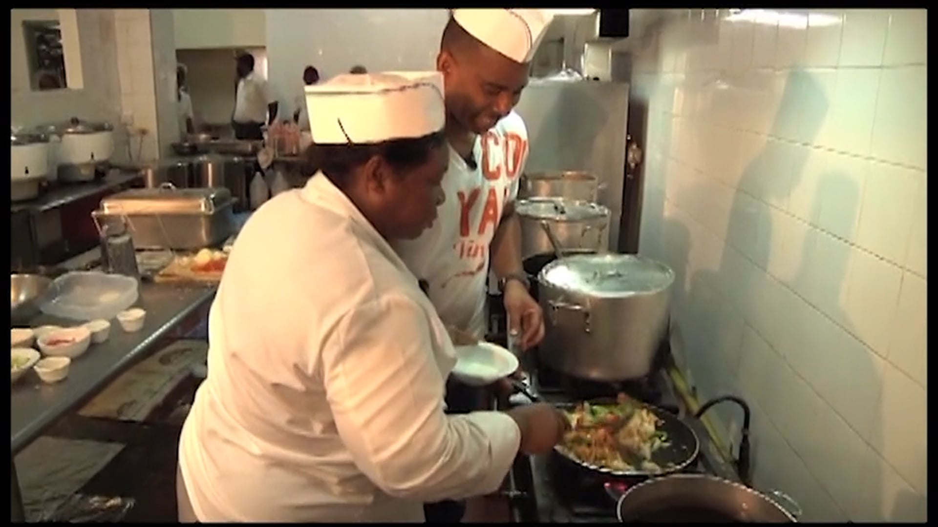 Soina's Kitchen in Kingston is a landmark