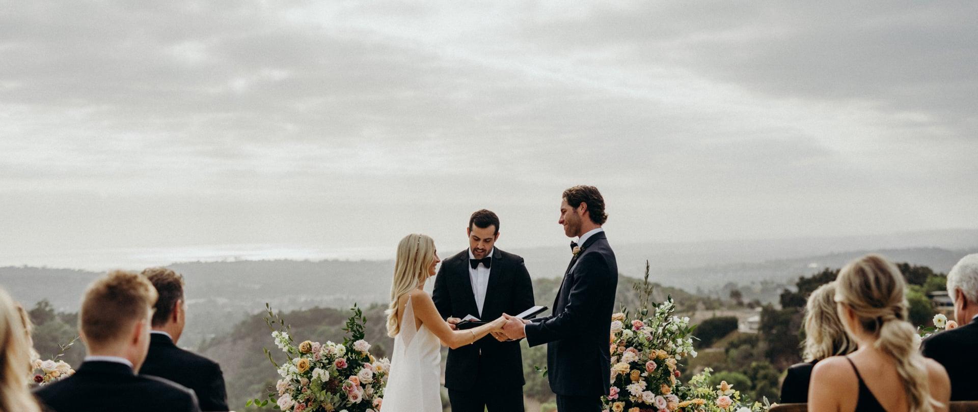 Bailey & Spencer Wedding Video Filmed at California, United States