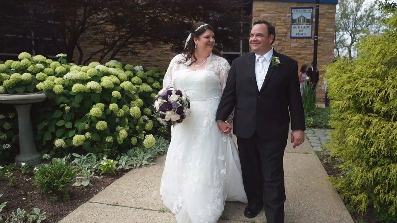 CHRISTINE & MARK'S WEDDING VIDEO HIGHLIGHTS