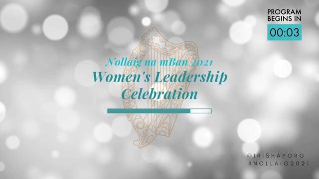 Highlights: Nollaig na mBan Celebration by the Irish American Partnership