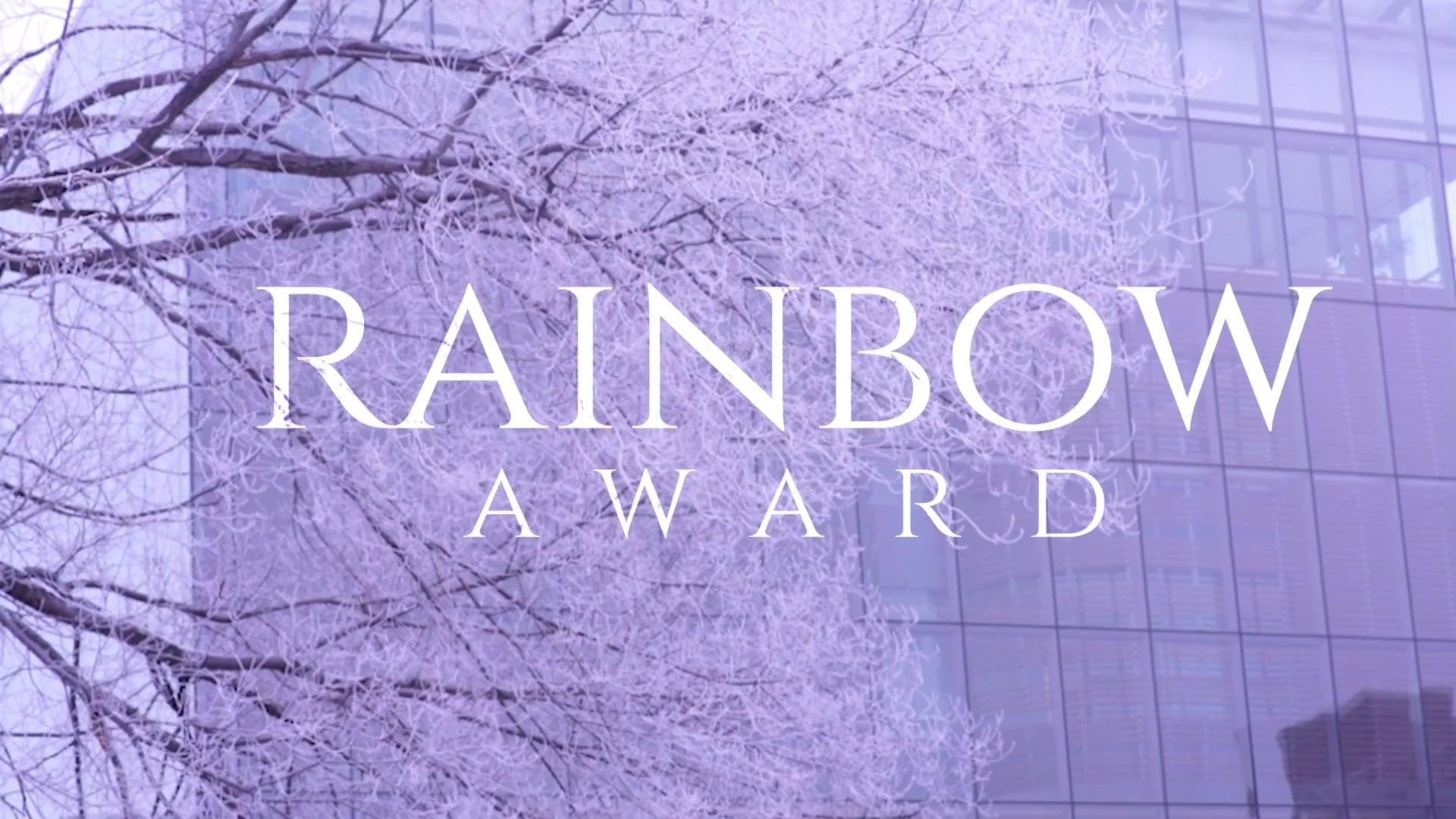 KUMC Rainbow Award 2021