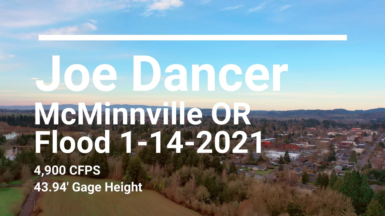 Joe Dancer Flood 1-14-2021