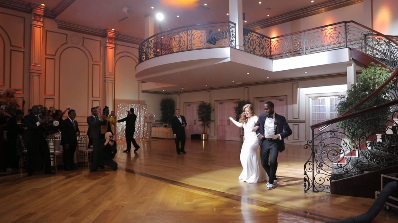 Melissa and Oliver's Wedding Recap