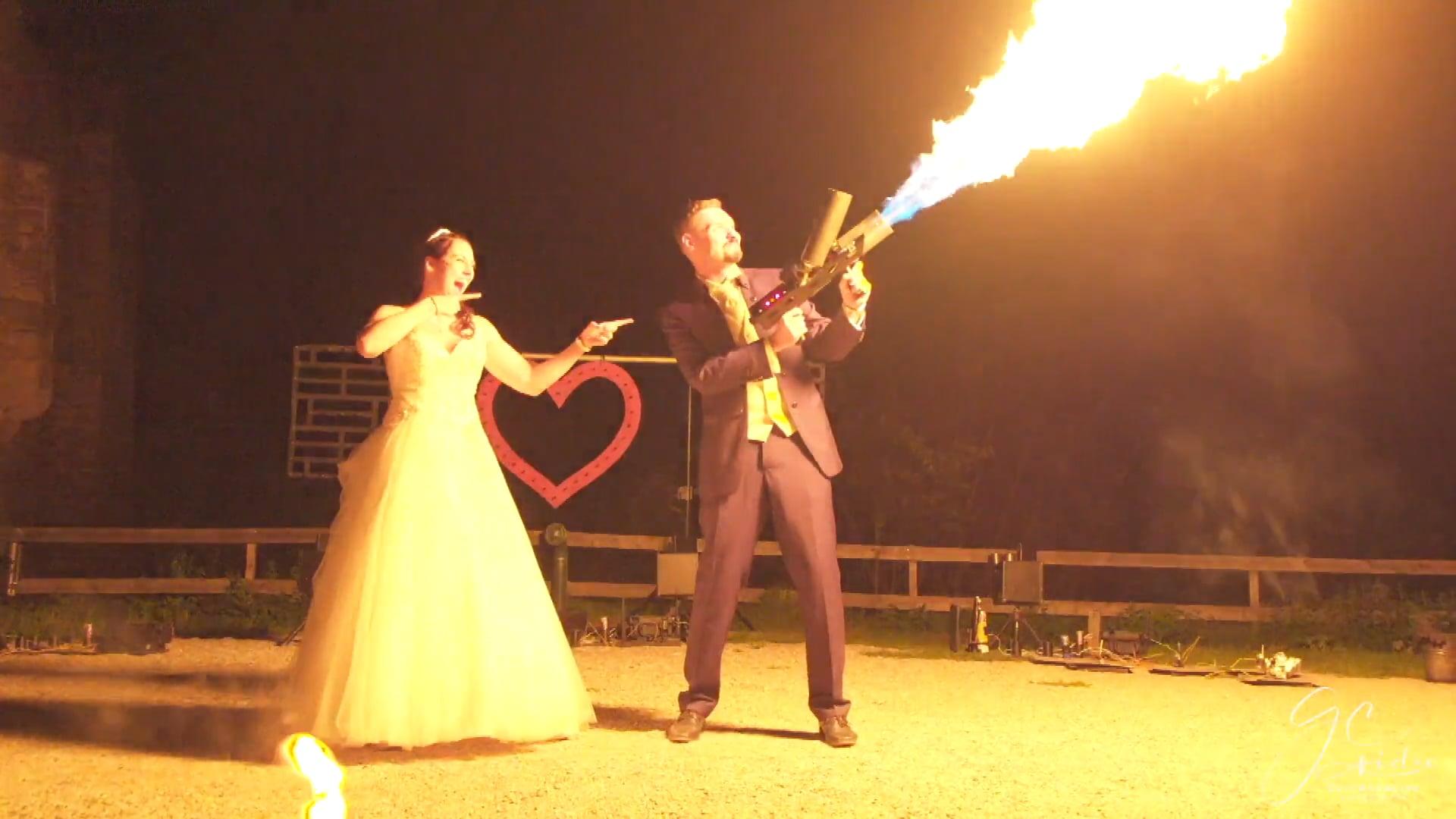 """""""Feuershow.at"""" Andreas Szymonik"""